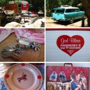 glamping cowgirl kit