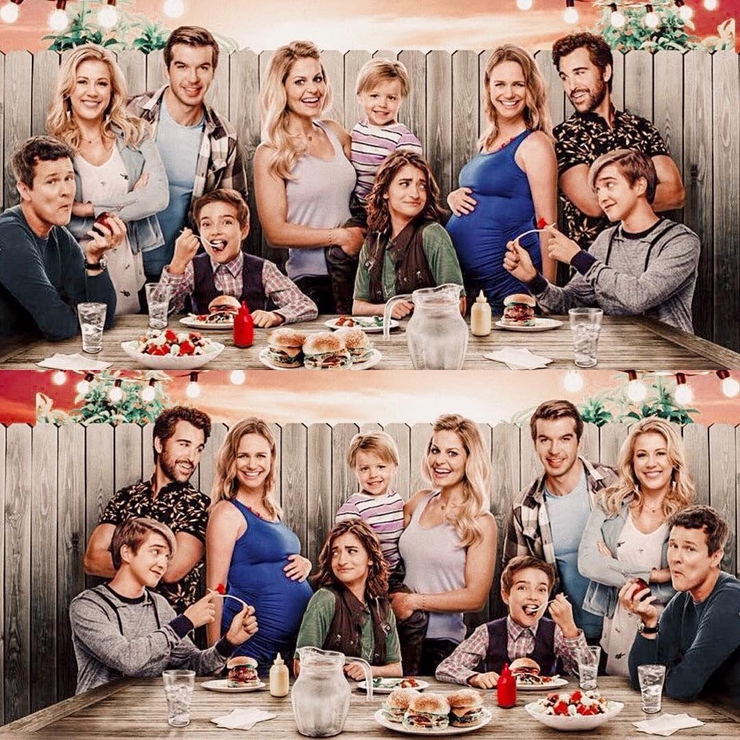 Full Fuller House On Instagram My Favorite Family Fullerhouse Season4 Netflix Fuller House Full House Cast Full House
