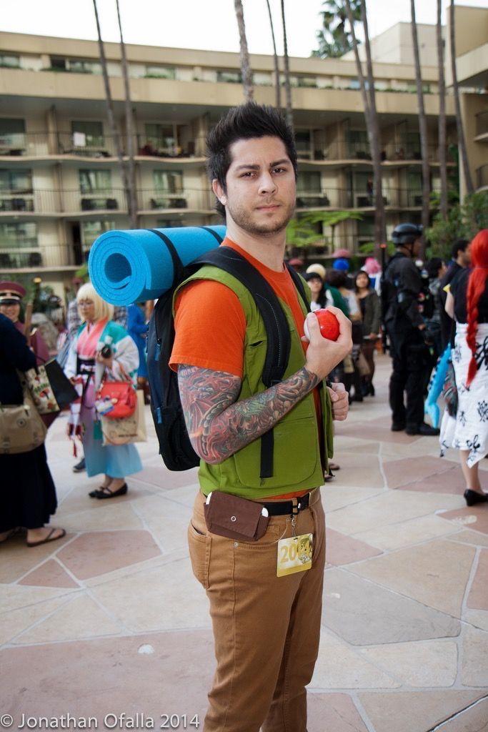 Dress Like Brock   Cosplay, Pokemon cosplay and Pokémon