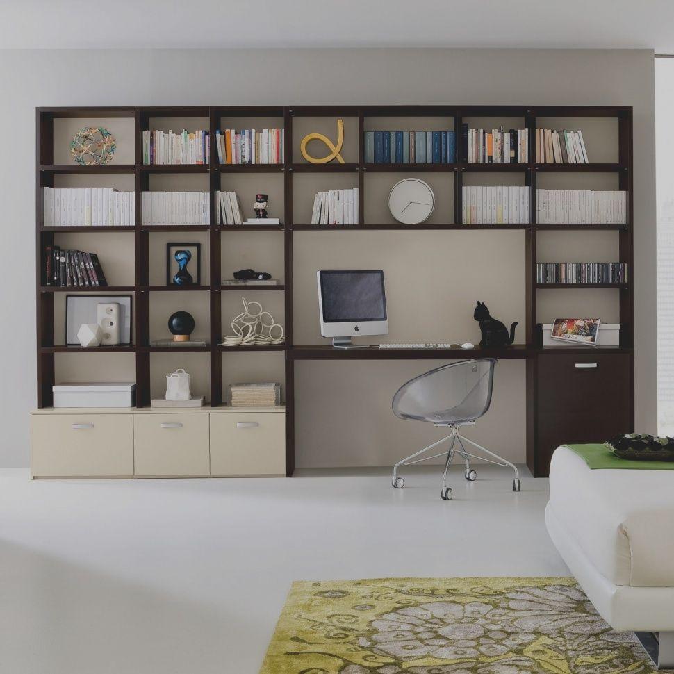 25 Meraviglioso Di Ikea Scrivania Con Libreria Doimo Camerette
