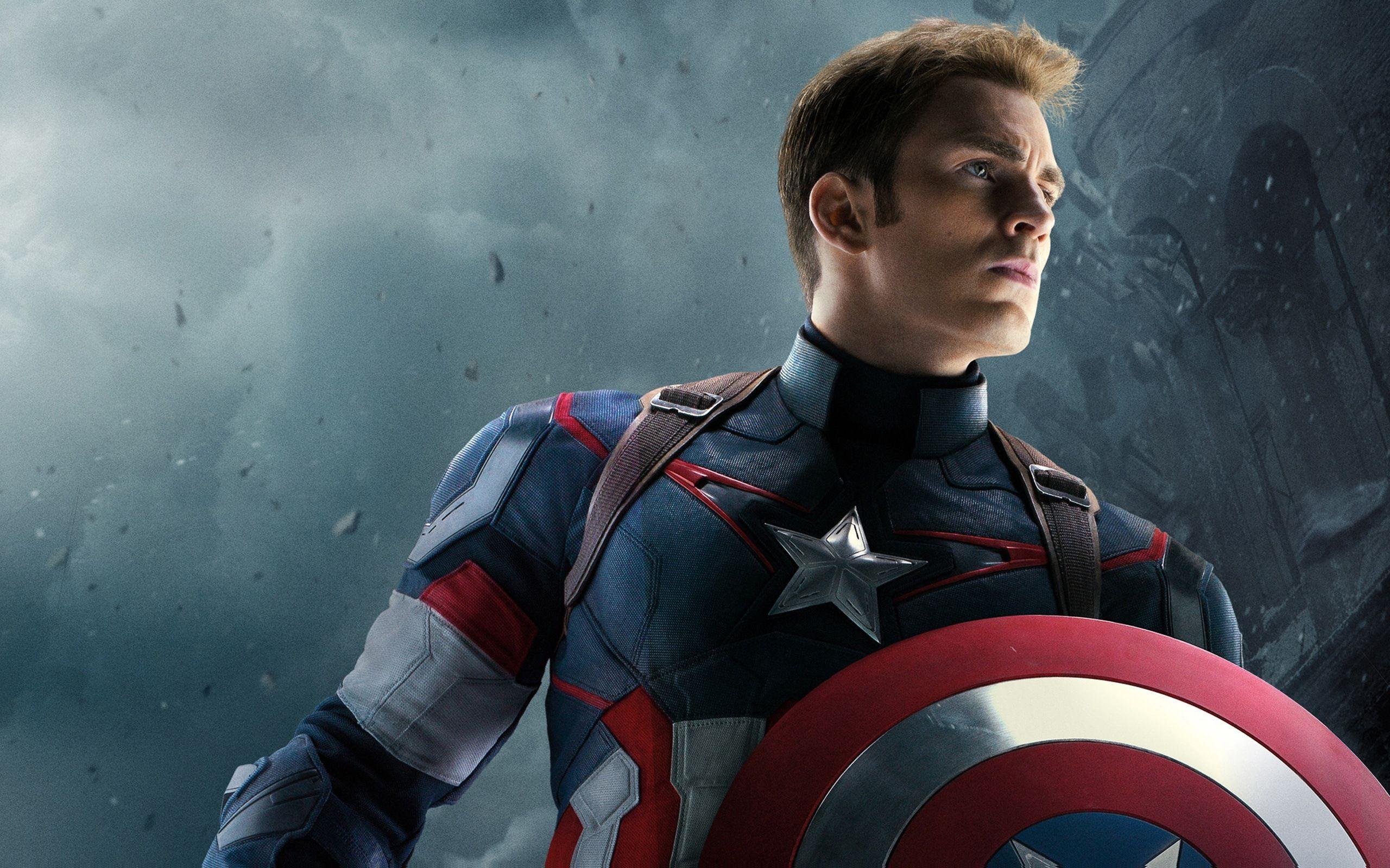 Captain America Avengers 2 Wallpaper   WallpaperHDC.com