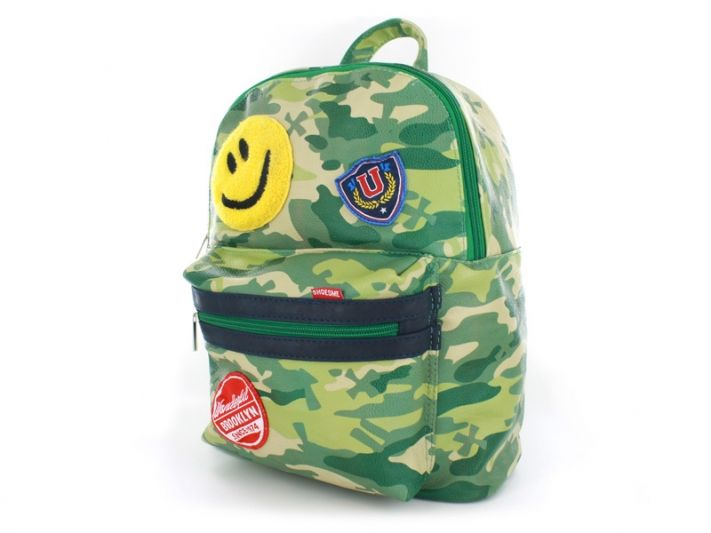 c27aa84de34 Shoesme rugzak camouflage groen - BAG7A022-A | SHOESME rugzak ...