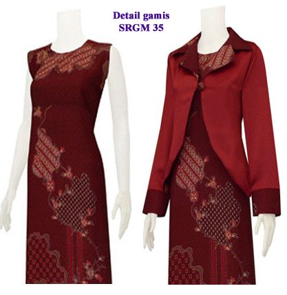 dcc6c5bd68366cbf7e9eb255a9637027 baju batik all batik pinterest,Model Baju Muslim Variasi Batik
