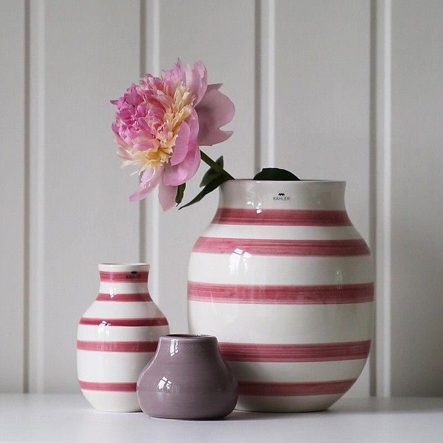 Rosa Kahler Omaggio Vase I Str M Kahler Fo Pinterest Interiors