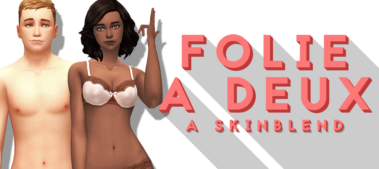 how to add custom skins in sims 4