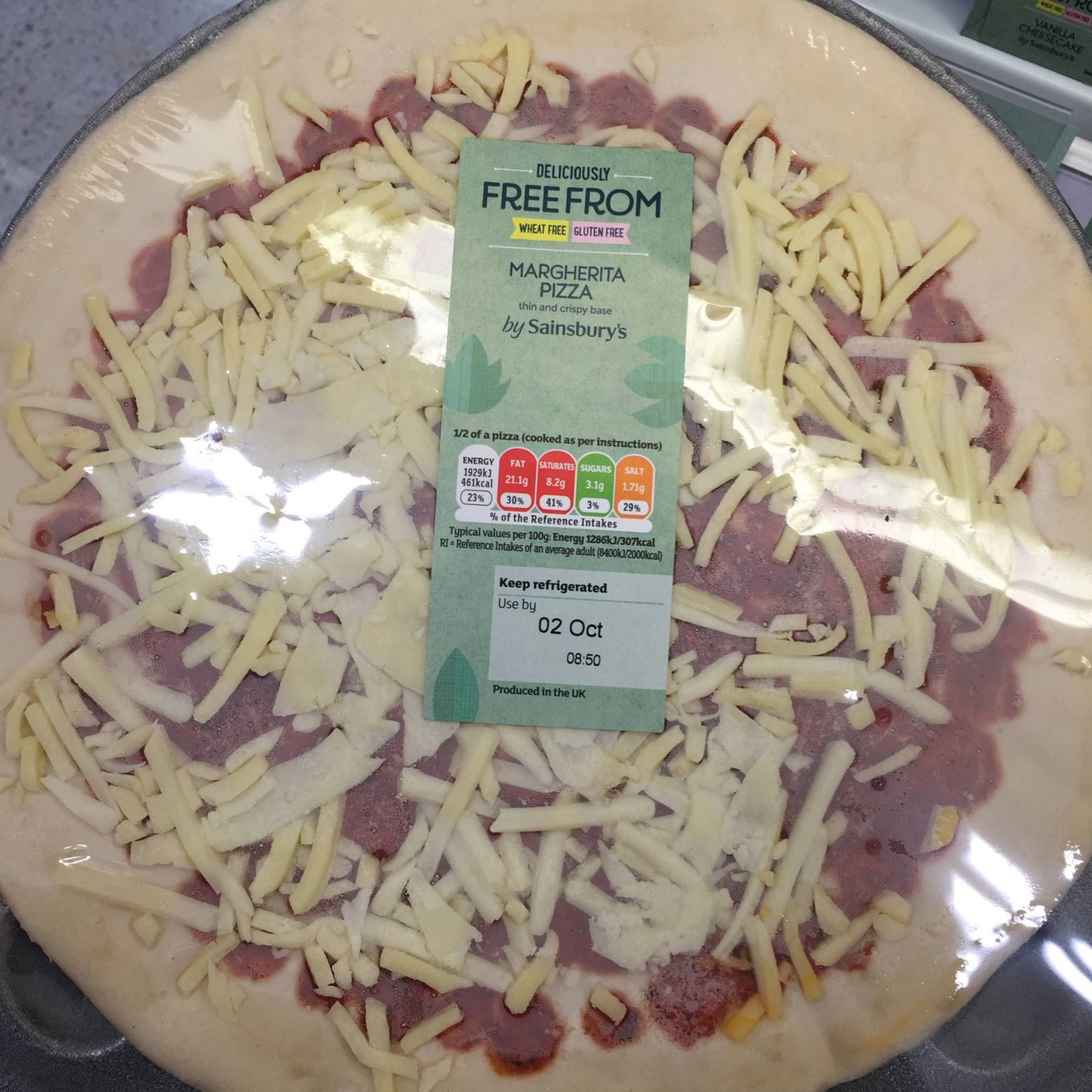 Image Result For Sainsburys Deliciously Free From Vegan