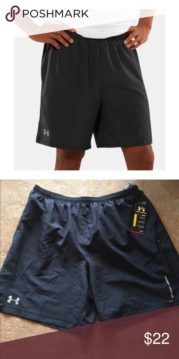 Under Armour Running Shorts XL $30 NWT