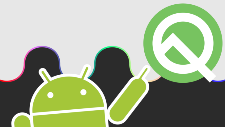 Android Q's automatic light and dark mode switch is