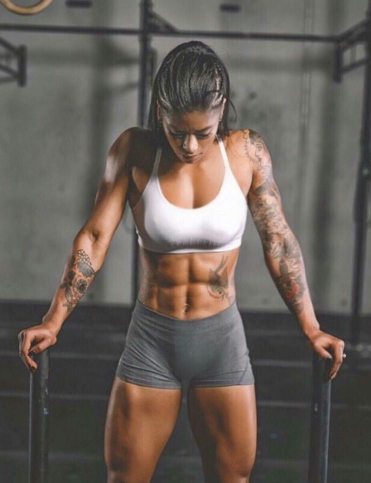 Pin On Muscle Sexy Chicks