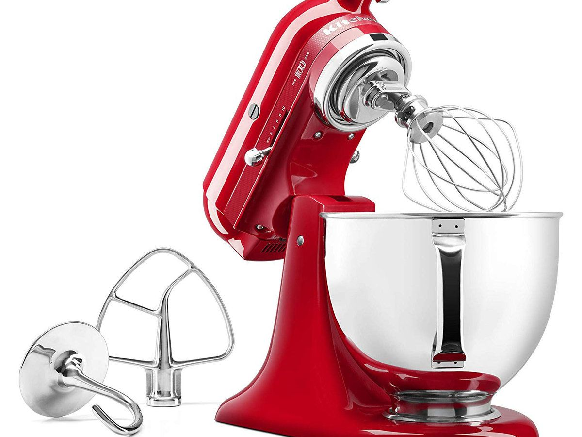 Amazon Prime Day Is Almost Over Shop These Kitchen Deals Before They Re Gone Kitchen Aid Custom Choppers Kitchenaid Stand Mixer