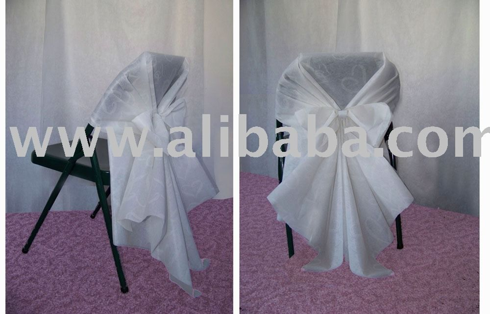 Amazing Cheap Folding Chair Covers | NO SEW CHAIR COVER   Banquet Chairs
