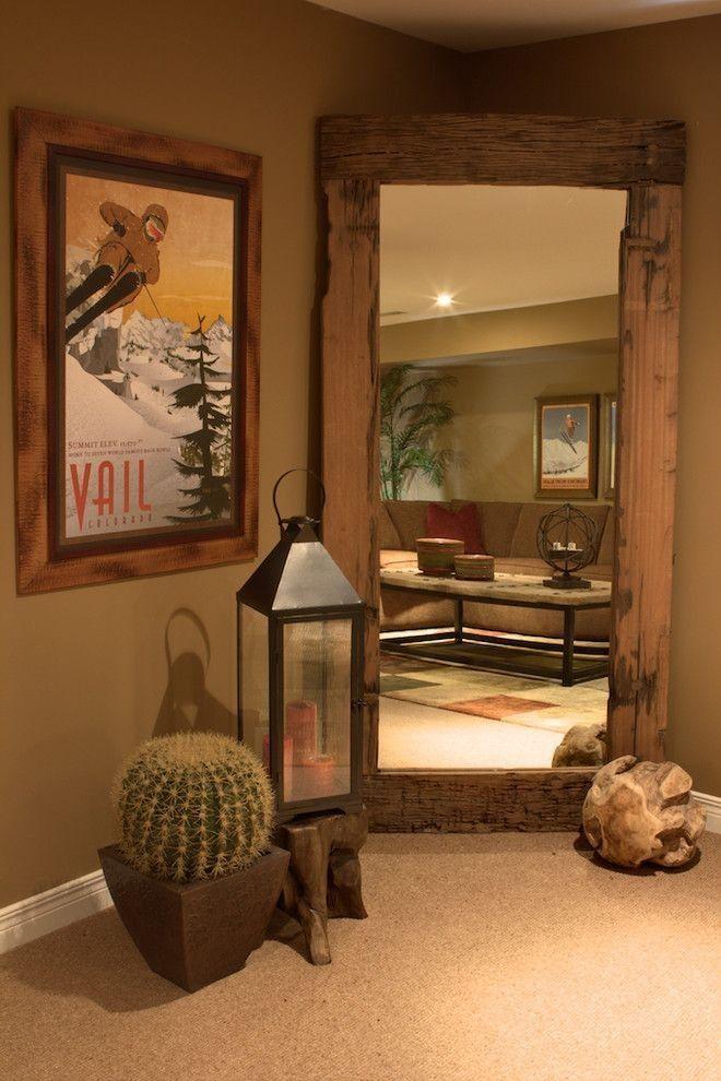prettiest 5 living room mirror decor for inspiration