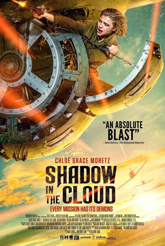 Trailer De Shadow In The Cloud Chloe Grace Moretz Contra Los Gremlins En 2021 Peliculas Completas Portadas De Peliculas Peliculas