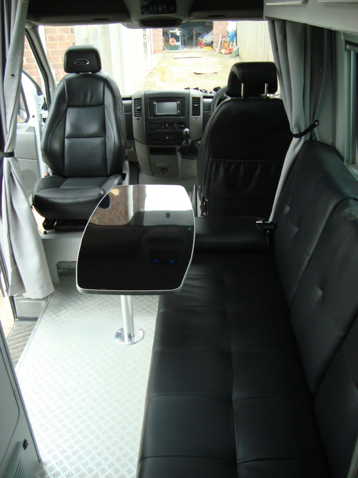 Mercedes Sprinter Race Van Camper Motorhome New Conversion