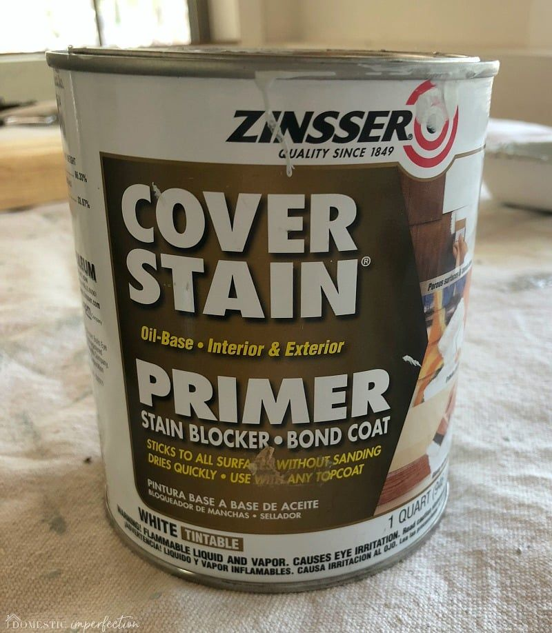Best Primer For Painting Kitchen Cabinets