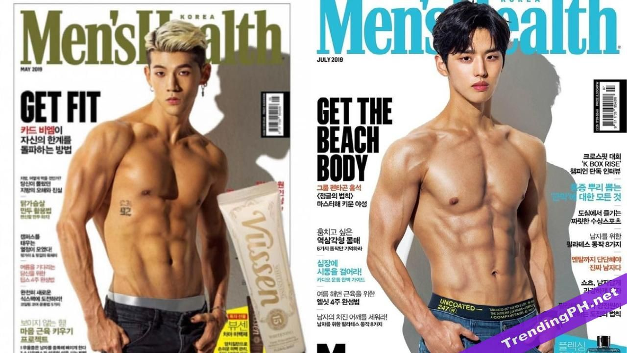 7 K Pop Idols Who Wowed Fans With Their Physique On Men S Health Korea In 2020 Men S Health Physique Body Positivity