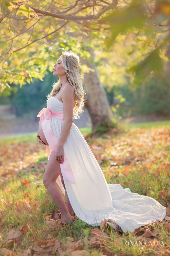 Jersey Stretch de maternité robe Abigail Gown par IBCBoutique