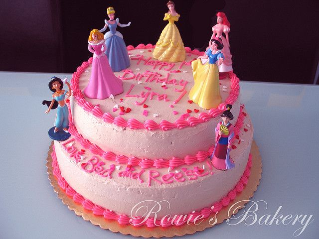 Baby Girl Princess Cake In 2019 Cake Ideas Pinterest Cake