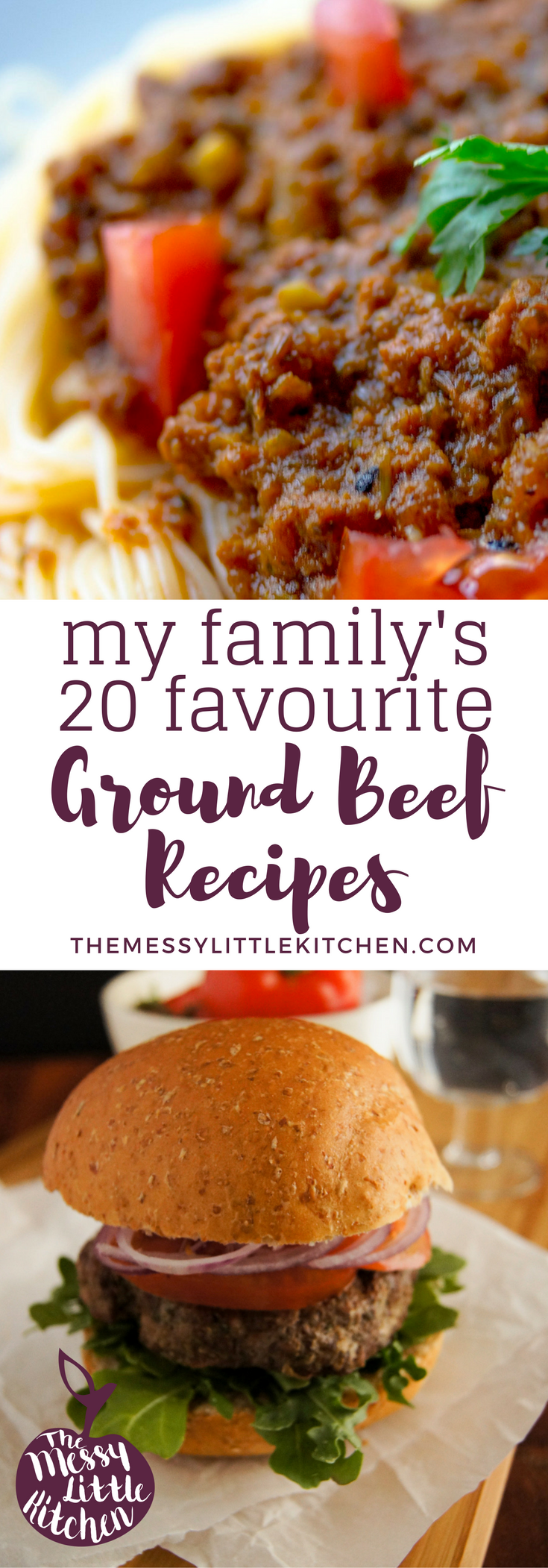 My Family's 15 Favourite Delicious & Easy Ground Beef ...