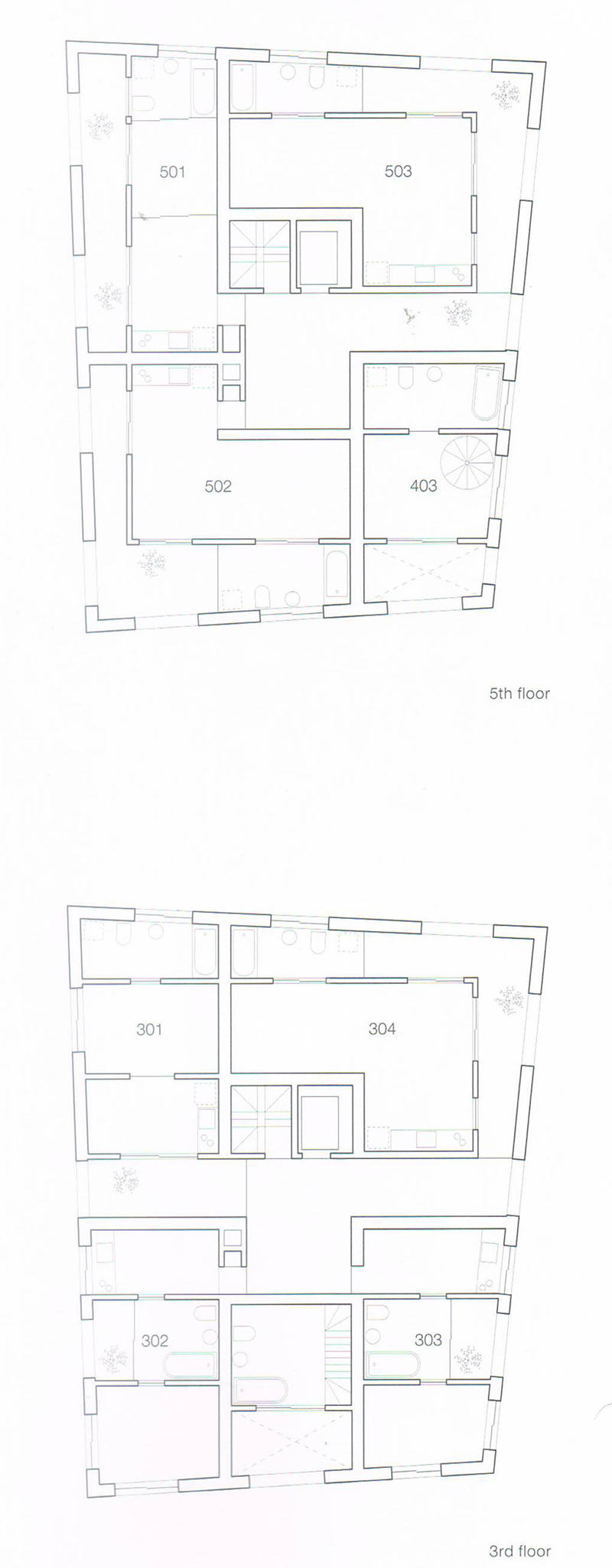 Nerima Apartments Go Hasegawa Bathroom As Transition In 2020 High Rise Building How To Plan Floor Plans