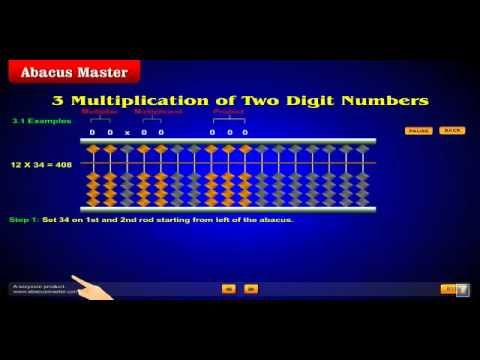 Going To Teach The Boys To Use A Soroban Multiplication On Abacus Www Abacusmaster Com Abacus Multiplication Fun Math