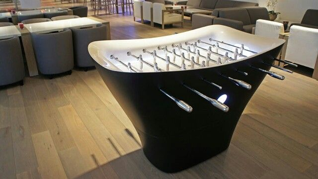 Foosball Fusion Not Sure I D Use It As A Dining Table But If