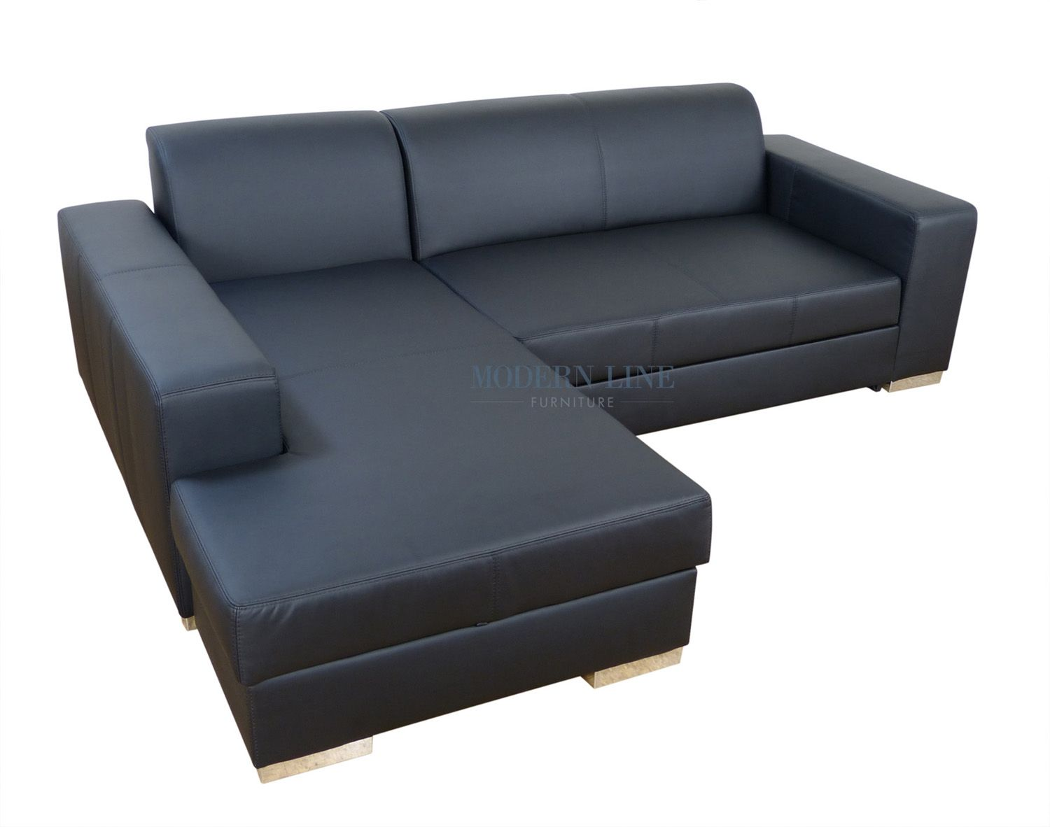 Contemporary Leather Sofa Sleepers