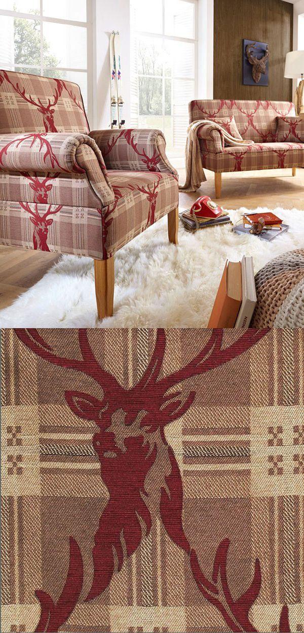 weihnachtliches Küchensofa St Moritz Mit diesem Bezug läutest - sofa für küche