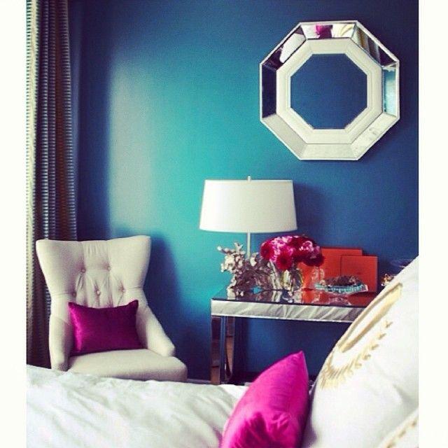 Cozyhouse Decor: Deco Chambre, Deco, Deco Chambre Bleu