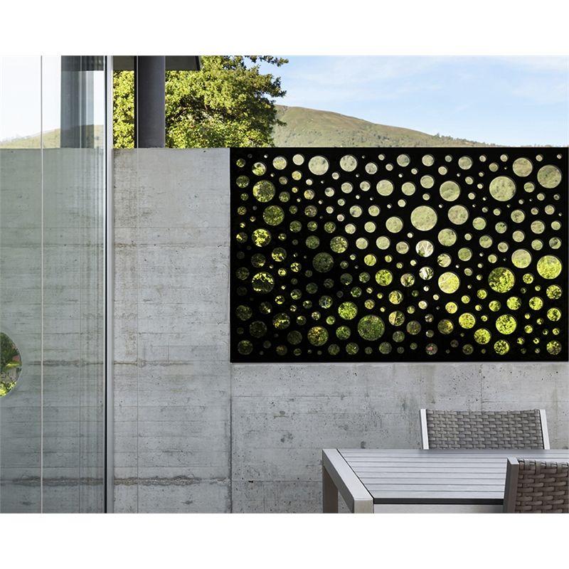 Matrix 1805 x 1205 x 7mm Charcoal Bubbles Screen Panel