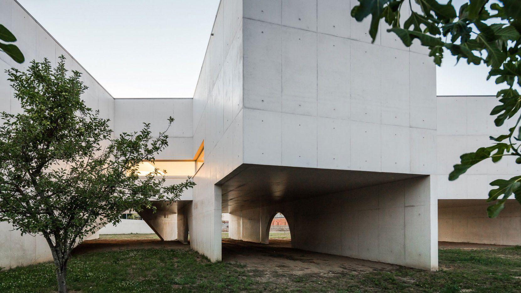 Along the River The Nadir Afonso Foundation by Álvaro