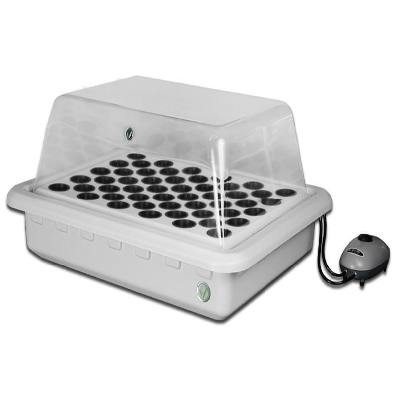 Photo of SuperPonics SuperCloner 50-Site Hydroponic Cloner System