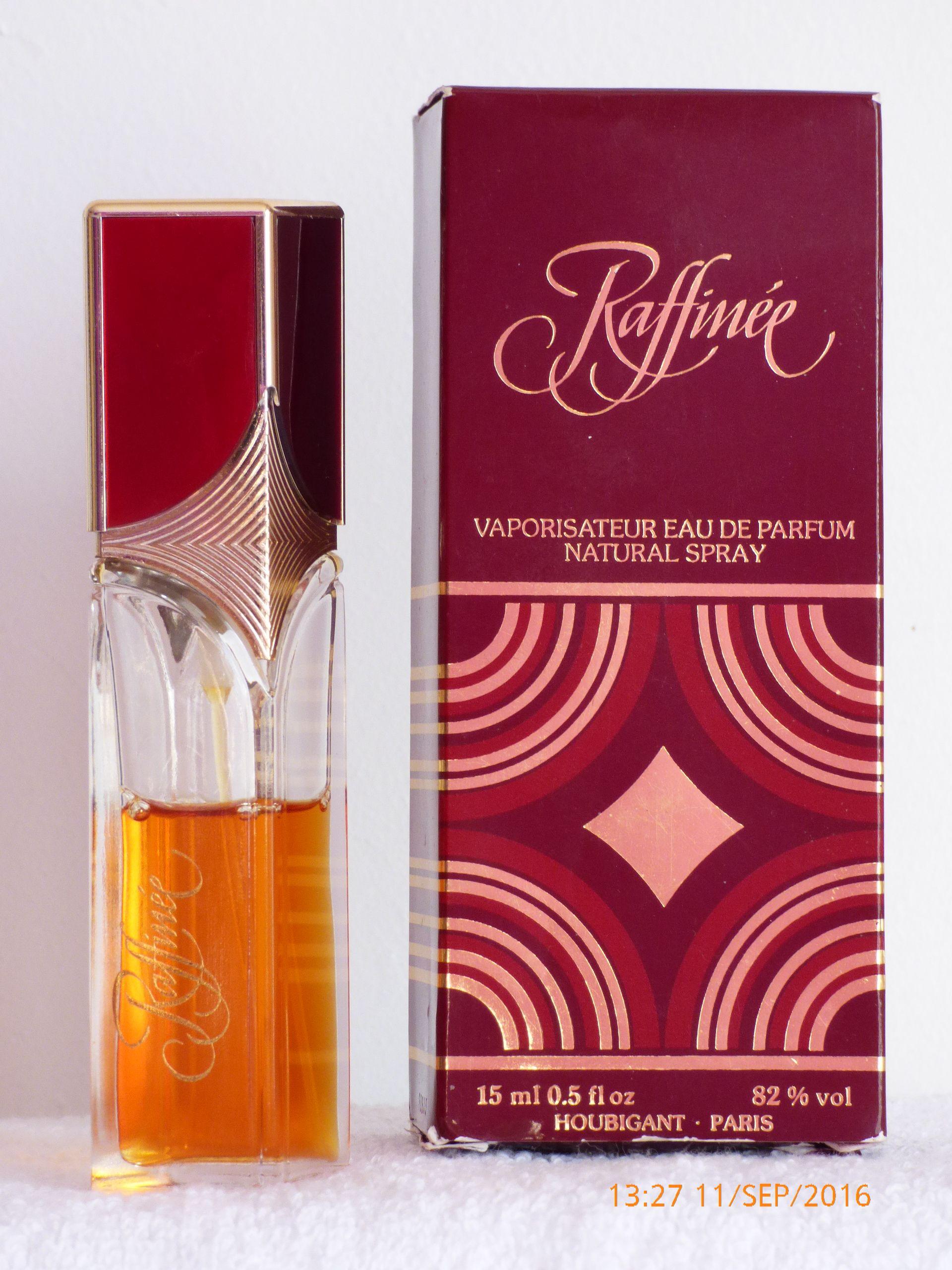 Houbigant Raffinee Edp 15ml Batch Code Fbb03 Wine Bottle Rose Wine Bottle Bottle