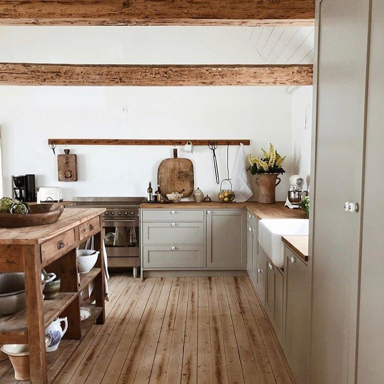 """Kate Abt Design on Instagram: """"This Scandinavian beauty epitomizes true European farmhouse style. Simple, no fuss, oozing charm and character. Gorgeous home belonging to…"""""""