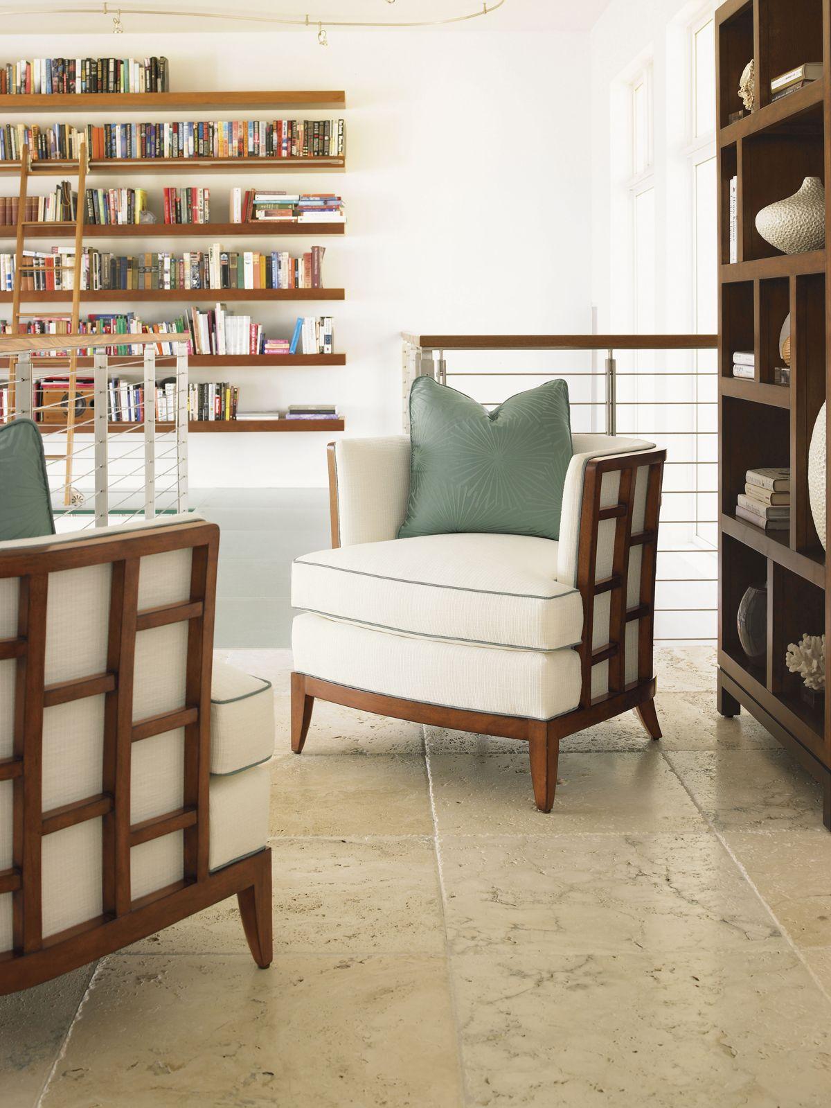 Ocean Club Abaco Chair Lexington Home Brands Nook