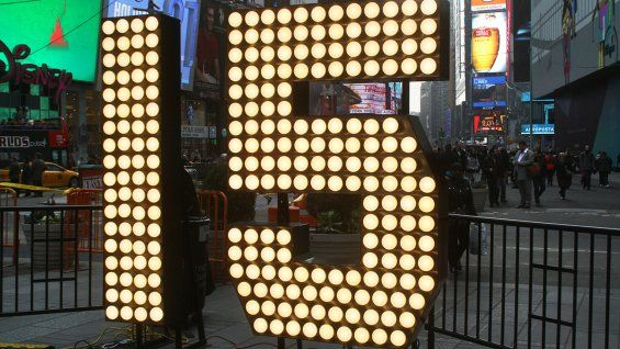 Times Square Live Stream: Watch the Ball Drop on New Year ...
