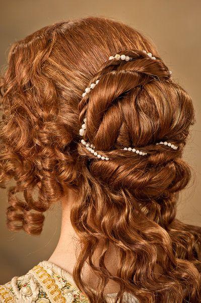 Renaissance Allisonlowery Renaissance Hairstyles Hair Styles Vintage Hairstyles