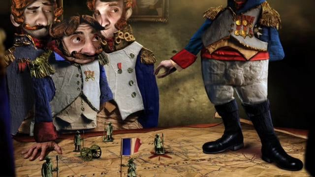 """AL BALAD - Napoleon on Vimeo. his is one of the three spots I made for a lebanese newspaper You can visit carloslascano.com/carloslascano/albalad_making1.html to take a look at the """"making of."""""""