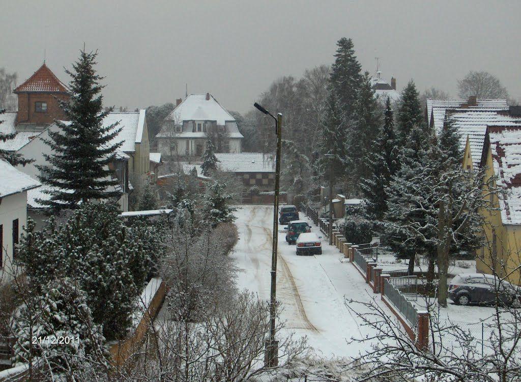 Gartz - Salveyweg