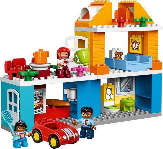 Prijstip Lego Duplo Familiehuis Er Zijn Eindeloze