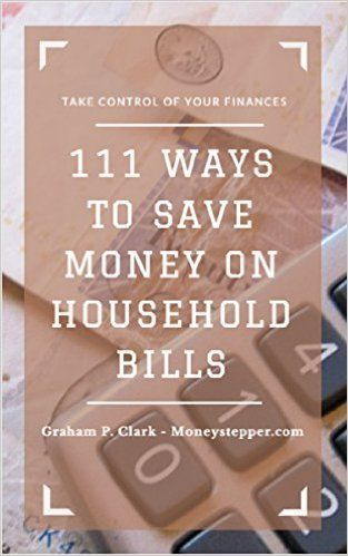 111 Ways to Save Money on Household Bills This could really be a lifesaver. Lots of great tips here I hadn't thought of!