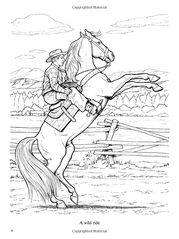 Wonderful World Of Horses Coloring Book Dover Nature Coloring Book John Green 0800759444656 Horse Coloring Pages Animal Coloring Books Horse Coloring Books