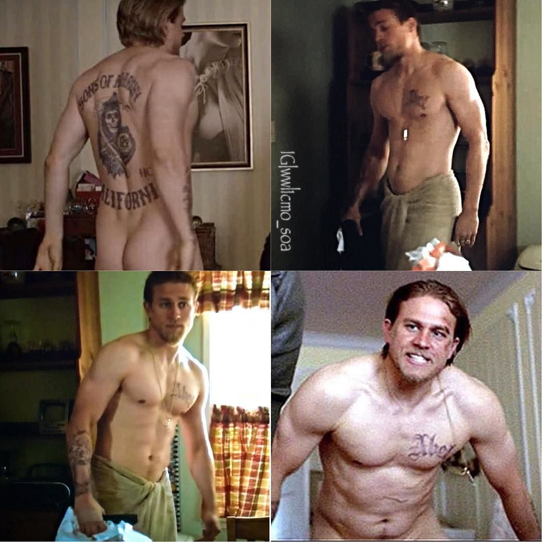 charlie hunnam nude fakes naked penis