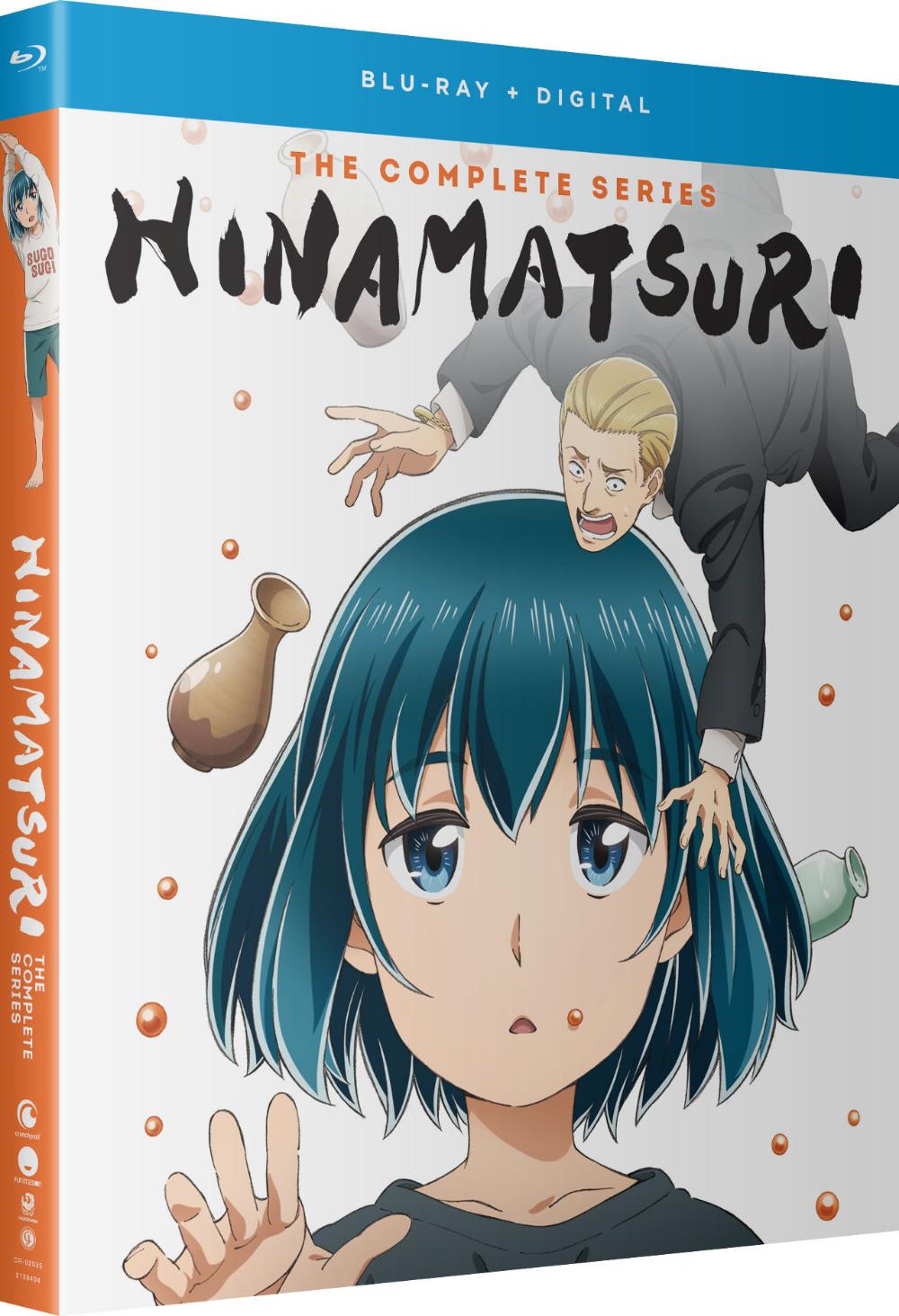 Hinamatsuri Bluray Science fiction, Barakamon, Bunny drop