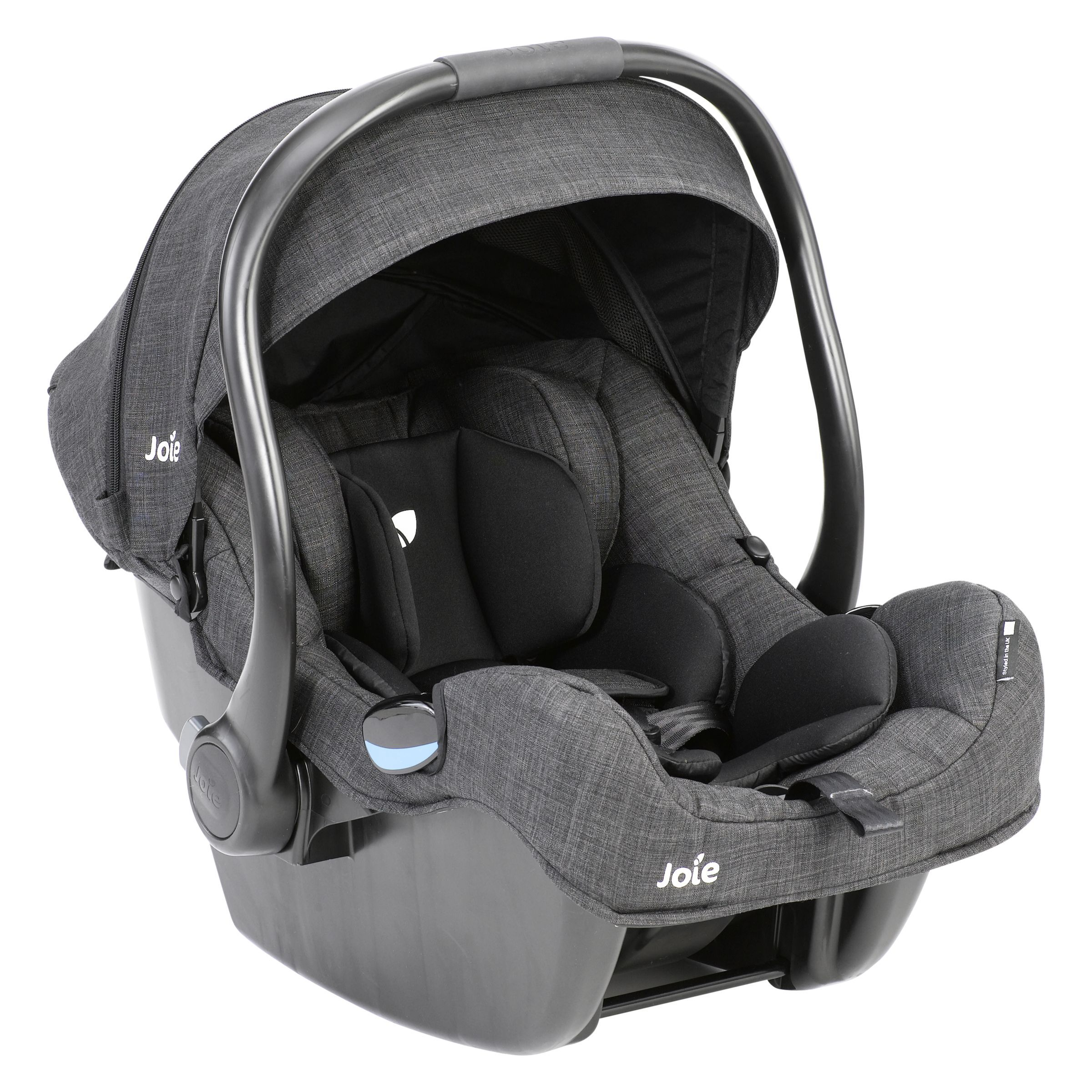 Joie Baby iGemm Group 0+ Baby Car Seat, Pavement Grey