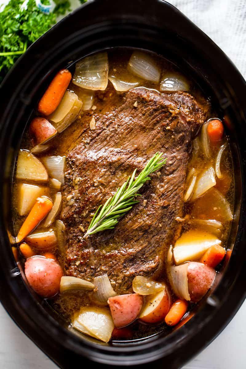 Classic Sunday Pot Roast Recipe Food recipes, Best pot