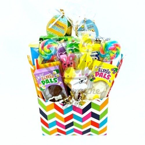 The colorful easter candy gift box is available for same day the colorful easter candy gift box is available for same day delivery in las vegas nv the perfect easter gift with a variety of gourmet easter c negle Choice Image