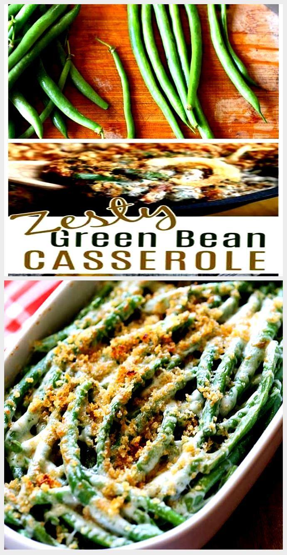 Easy Vegan Green Bean Casserole  OVENTales Easy Vegan Green Easy Vegan Green Bean Casserole  OVENTales Easy Vegan Green
