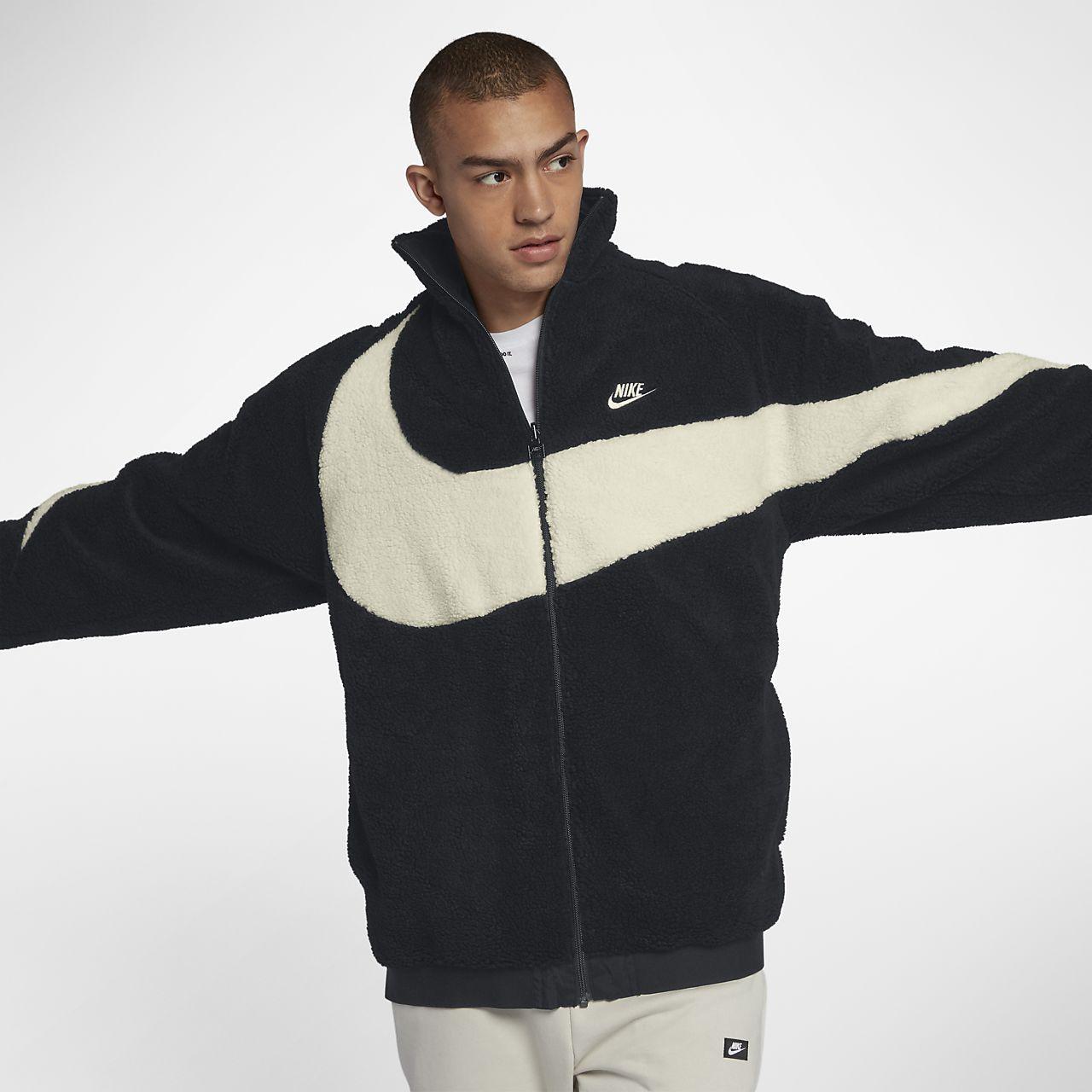 étnico Peticionario apelación  Nike Sportswear Reversible Men's Jacket | Veste nike, Veste, Nike