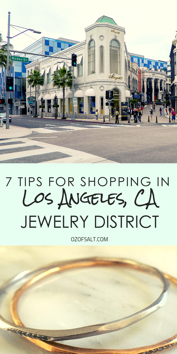 Navigate the Los Angeles Jewelry District Like a Pro ...